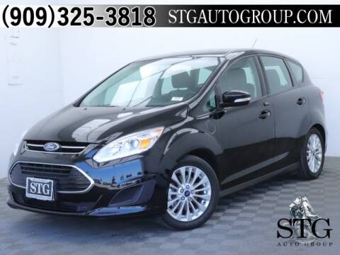 2017 Ford C-MAX Energi for sale at STG Auto Group in Montclair CA