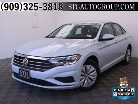 2019 Volkswagen Jetta for sale at STG Auto Group in Montclair CA