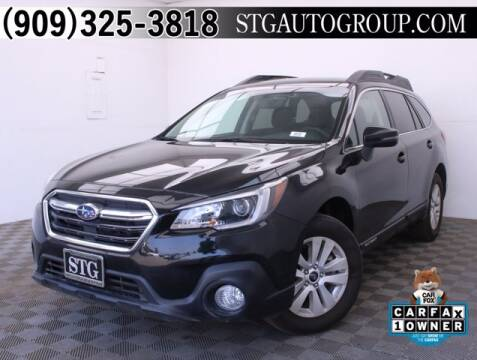 2019 Subaru Outback for sale at STG Auto Group in Montclair CA