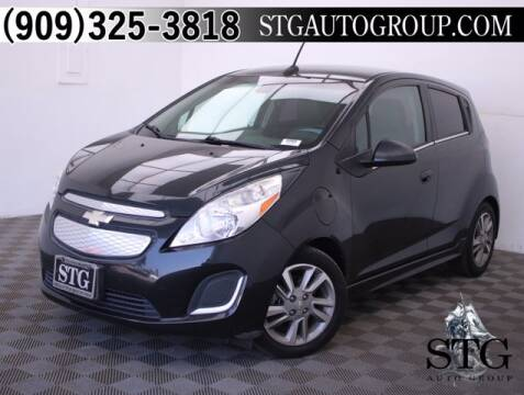 2014 Chevrolet Spark EV for sale at STG Auto Group in Montclair CA