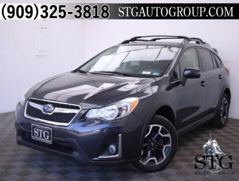 2017 Subaru Crosstrek for sale at STG Auto Group in Montclair CA