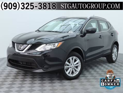 2018 Nissan Rogue Sport for sale at STG Auto Group in Montclair CA