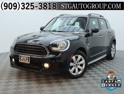 2017 MINI Countryman for sale at STG Auto Group in Montclair CA
