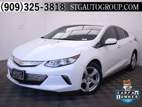 2017 Chevrolet Volt for sale at STG Auto Group in Montclair CA