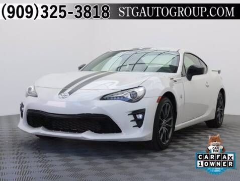 2017 Toyota 86 for sale at STG Auto Group in Montclair CA