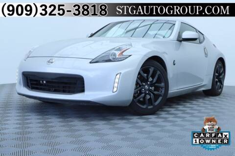 2019 Nissan 370Z for sale at STG Auto Group in Montclair CA