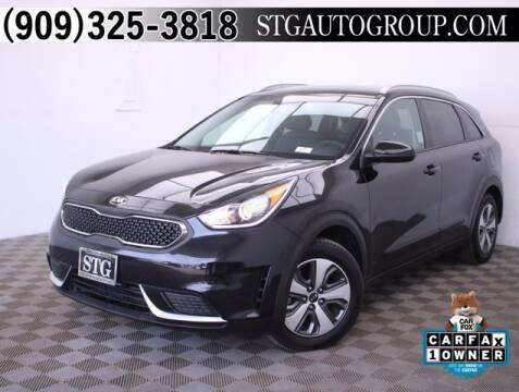 2019 Kia Niro for sale at STG Auto Group in Montclair CA