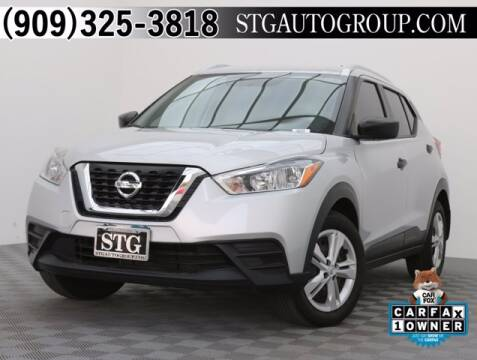 2019 Nissan Kicks for sale at STG Auto Group in Montclair CA