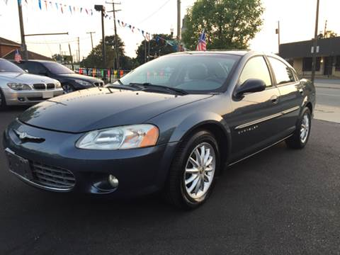 2001 Chrysler Sebring for sale in Richmond, VA