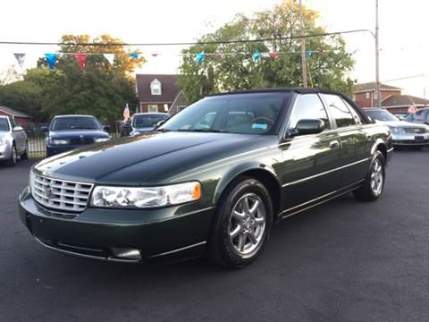 2002 Cadillac Seville for sale in Richmond, VA