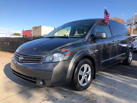 2008 Nissan Quest for sale in Richmond, VA