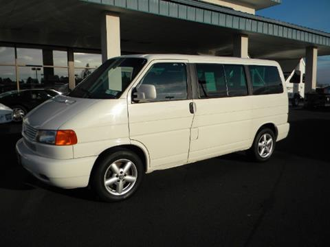 2001 Volkswagen EuroVan for sale in Deer Park, WA