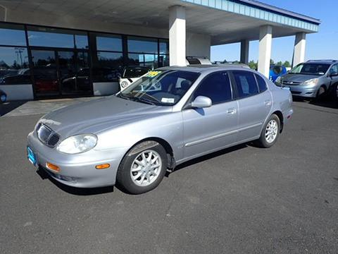 2001 Daewoo Leganza for sale in Deer Park, WA