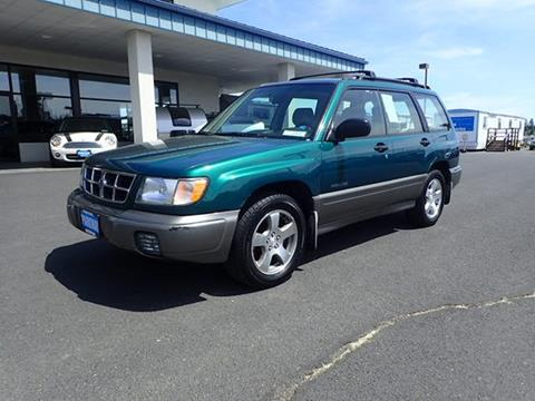 1999 Subaru Forester for sale in Deer Park, WA