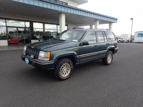 1994 Jeep Grand Cherokee for sale in Deer Park, WA