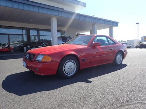 1992 Mercedes-Benz 500-Class for sale in Deer Park, WA