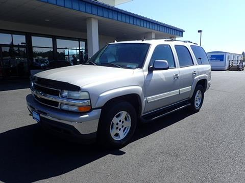 2004 Chevrolet Tahoe for sale in Deer Park, WA