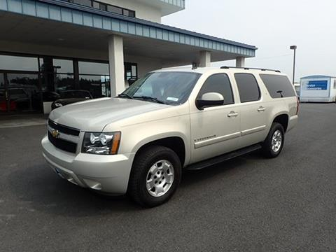 2007 Chevrolet Suburban for sale in Deer Park, WA
