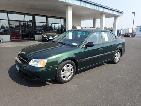 2002 Subaru Legacy for sale in Deer Park, WA