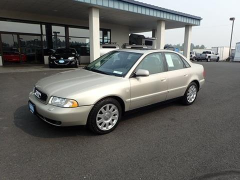 2001 Audi A4 for sale in Deer Park, WA