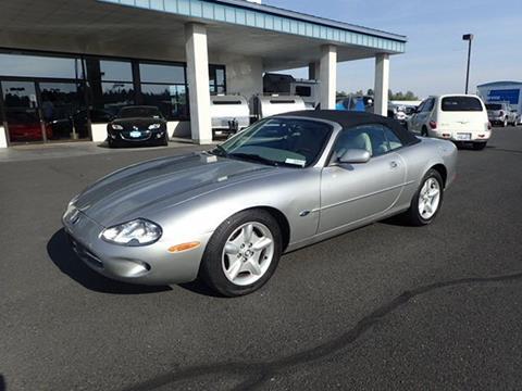 1998 Jaguar XK-Series for sale in Deer Park, WA