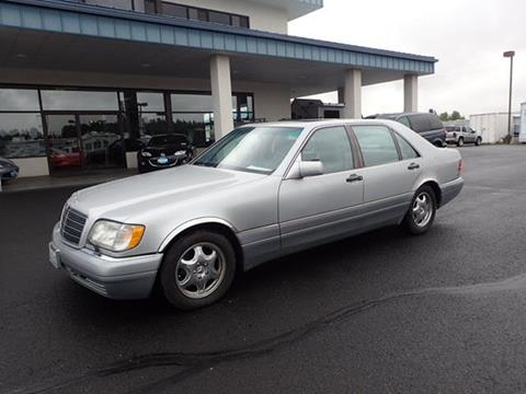 1995 Mercedes-Benz S-Class for sale in Deer Park, WA