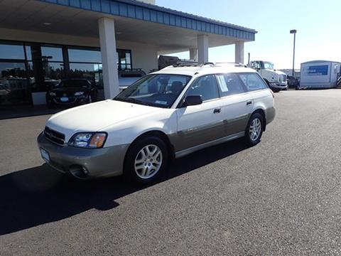 2001 Subaru Outback for sale in Deer Park, WA