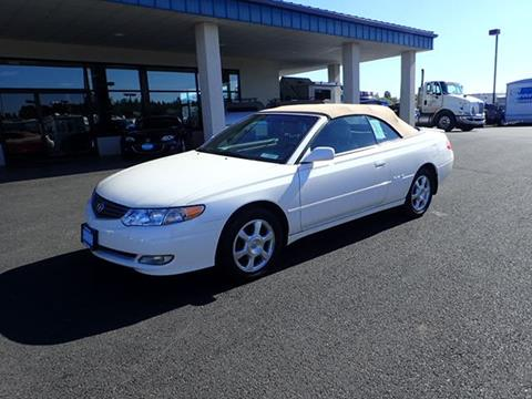 2003 Toyota Camry Solara for sale in Deer Park, WA