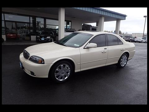 2003 Lincoln LS for sale in Deer Park, WA