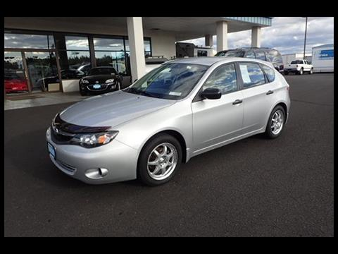 2008 Subaru Impreza for sale in Deer Park, WA