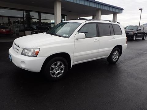 2006 Toyota Highlander for sale in Deer Park, WA