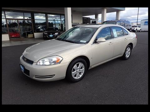 2008 Chevrolet Impala for sale in Deer Park, WA