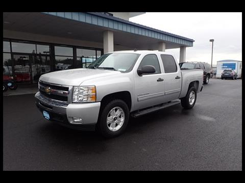 2011 Chevrolet Silverado 1500 for sale in Deer Park, WA