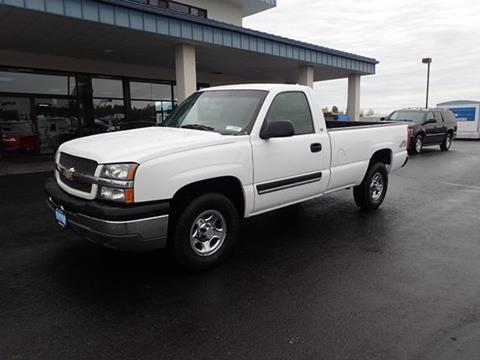 2003 Chevrolet Silverado 1500 for sale in Deer Park, WA
