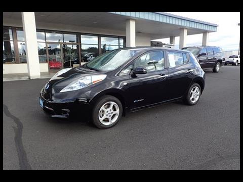 2012 Nissan LEAF for sale in Deer Park, WA