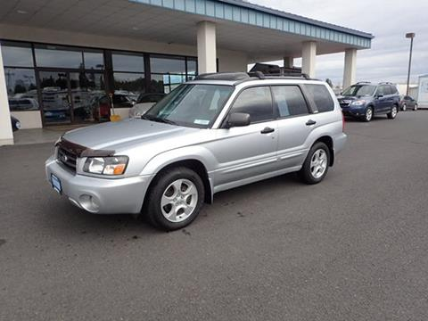 2004 subaru forester for sale in washington. Black Bedroom Furniture Sets. Home Design Ideas