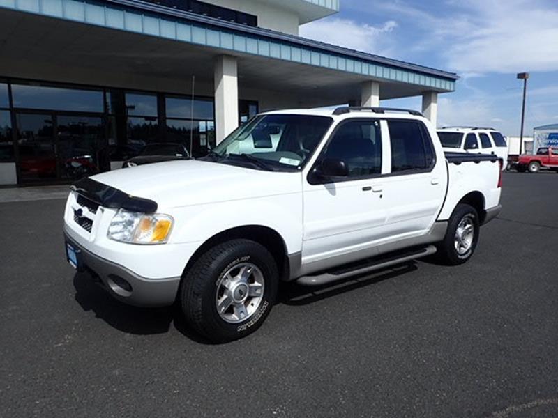 2003 ford explorer pickup