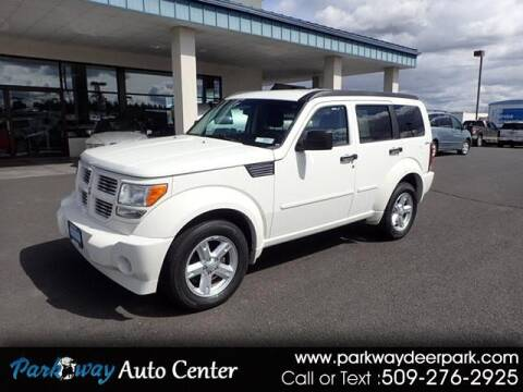 2010 Dodge Nitro for sale at PARKWAY AUTO CENTER AND RV in Deer Park WA