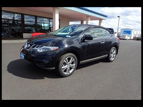 2011 Nissan Murano CrossCabriolet For Sale In Deer Park, WA