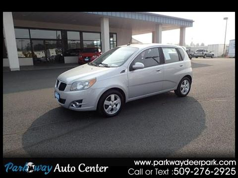 2009 Pontiac G3 for sale in Deer Park, WA