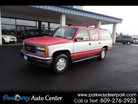 1993 GMC Suburban for sale in Deer Park, WA