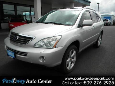 2006 Lexus RX 400h for sale at PARKWAY AUTO CENTER AND RV in Deer Park WA