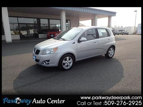 2009 Pontiac G3 for sale in Deer Park, WA