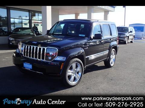 2012 Jeep Liberty for sale in Deer Park, WA