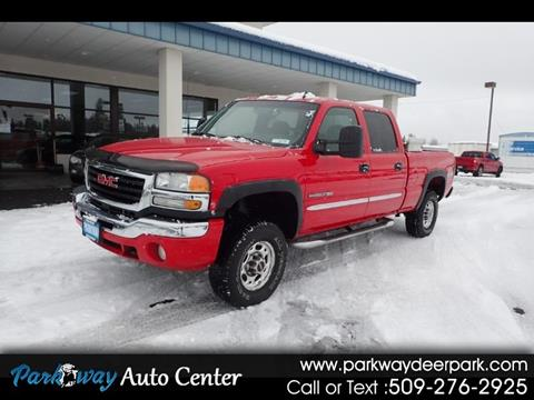 2006 GMC Sierra 2500HD for sale in Deer Park, WA