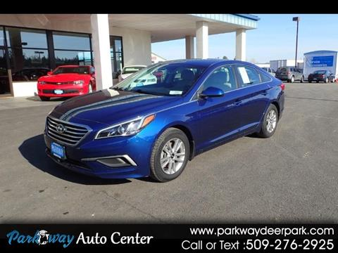 2016 Hyundai Sonata for sale in Deer Park, WA