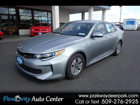 2017 Kia Optima Hybrid for sale in Deer Park, WA