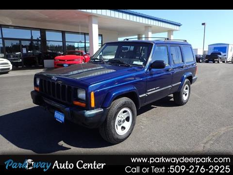 2001 Jeep Cherokee for sale in Deer Park, WA