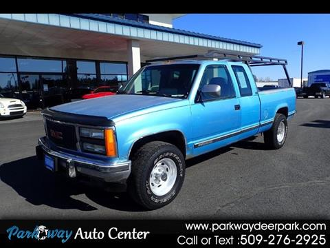1994 GMC Sierra 2500 for sale in Deer Park, WA
