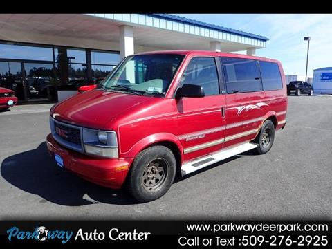 1997 GMC Safari for sale in Deer Park, WA